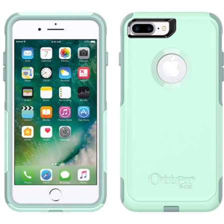 finest selection 5c6e8 27f2e OtterBox - Commuter Case for iPhone 7/8 Plus in OceanWay