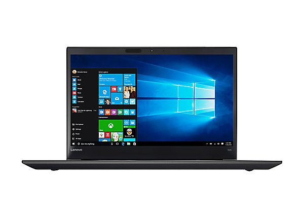 "Lenovo ThinkPad T570 20JW0005US 15.6"" LCD Notebook - Intel Core i5 (6th Gen) i5-6300U Dual-core (2 Core) 2.40 GHz - 4 GB DDR4 SDRAM - 500 GB HDD - Windows 7 Professional 64-bit (English) upgradable to Windows 10 Pro - 1920 x 1080 - In-plane Switching (IPS) Technology - Graphite Black - Intel HD Graphics 520 DDR4 SDRAM - Bluetooth - English (US) Keyboard - Front Camera/Webcam - IEEE 802.11ac - Ethernet - Network (RJ-45) - HDMI - 3 x USB 3.0 Ports - 1 x USB 3.1 Ports I5-6300U 4GB 500GB 15.6IN W7P"
