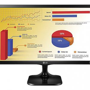 "LG 22MC37D-B 22"" LED LCD Monitor"