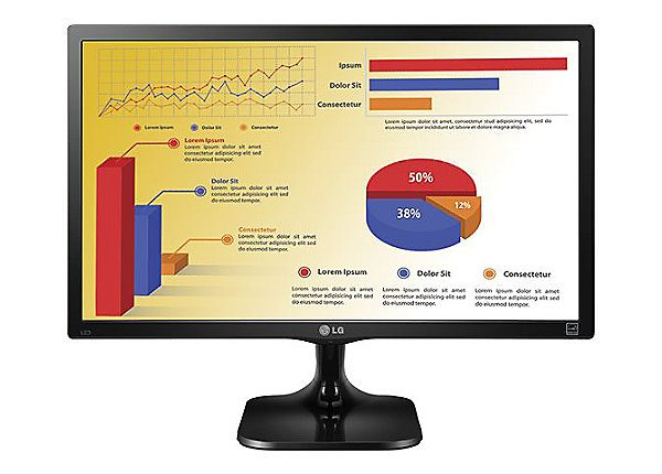 "LG 22MC37D-B 22"" LED LCD Monitor"