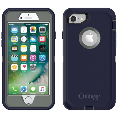 OtterBox - Defender Case For iPhone 7/8 in Stormy Peaks