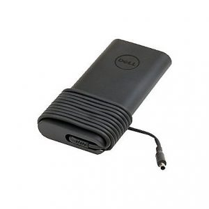 DellSlimPowerAdapter-130 Watt with 3 ftPowerCord