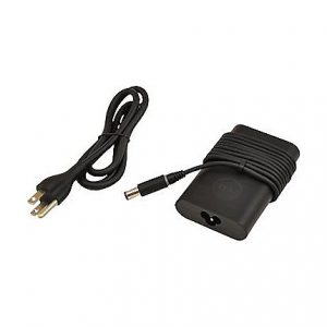 Dell 3 Prong AC Adapter - power adapter - 65 Watt