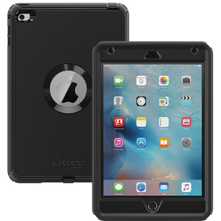 purchase cheap ee3a9 527af Otterbox - Defender Case for iPad Mini 4