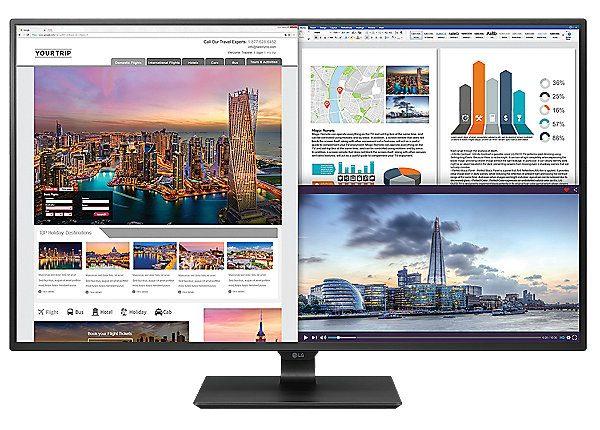 "LG 43MU79-B 42.5"" LED LCD Monitor"