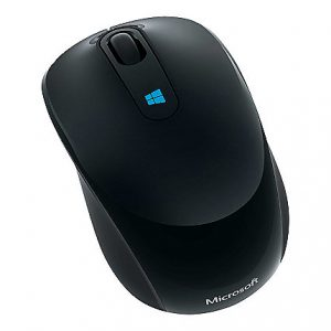 Microsoft Sculpt Mobile Mouse - mouse - 2.4 GHz - black