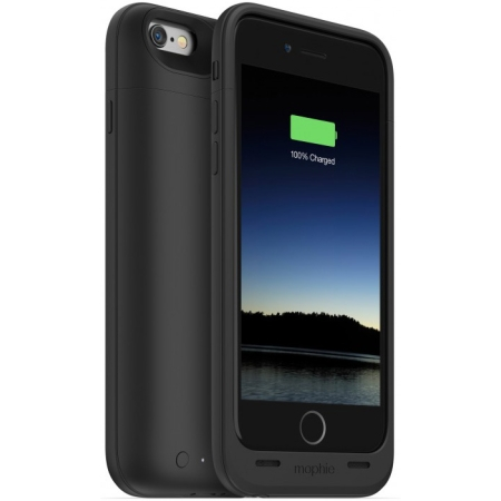 quality design 7a225 18fd3 Mophie juice pack air 2750mAh Apple iPhone 6s/6 in Black