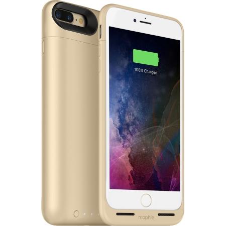 Mophie Juice Pack Air iPhone 8 Plus 2420 mAh in Gold