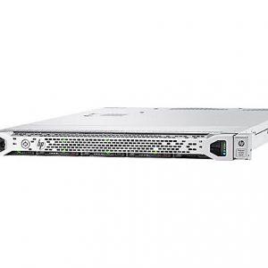 HP ProLiant DL360 G9 1U Rack Server - 1 x Intel Xeon E5-2640 v4 Deca-core (10 Core) 2.40 GHz - 16 GB Installed DDR4 SDRAM - 12Gb/s SAS, Serial ATA Controller - 0, 1, 5, 6, 10, 50, 60 RAID Levels - 1 x 500 W - 2 Processor Support - Gigabit Ethernet - Matrox G200 Graphic Card SFF SVR