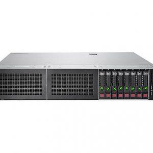 HP ProLiant DL380 G9 2U Rack Server - 1 x Intel Xeon E5-2620 v4 Octa-core (8 Core) 2.10 GHz - 16 GB Installed DDR4 SDRAM - 12Gb/s SAS Controller - 0, 1, 5, 6, 10, 50, 60 RAID Levels - 1 x 500 W - 2 Processor Support - 384 GB RAM Support - Gigabit Ethernet - Matrox G200eH2 Graphic Card US SVR
