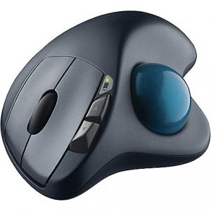 Logitech m570 USB Wireless Trackball