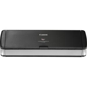 Canon imageFORMULA P-215II Sheetfed Scanner - 600 dpi Optical - 24-bit Color - 8-bit Grayscale - 15 ppm (Mono) - 10 ppm (Color) - USB IMAGEFORMULA SCAN-TINI