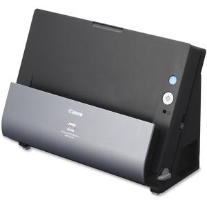 Canon imageFORMULA DR-C225 Sheetfed Scanner - 600 dpi Optical - 24-bit Color - 8-bit Grayscale - 25 ppm (Mono) - 25 ppm (Color) - USB 25 PPM/50IPM DUPLEX