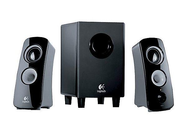 Logitech Z323 2.1-Channel Speaker System