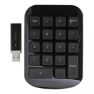 Targus Numeric Wireless Keypad