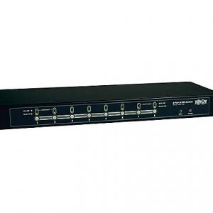 8-Port Rackmount KVM Switch 1URM w/ OSD