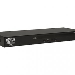 4-Port Rackmount USB/ PS/2 KVM Switch 1U