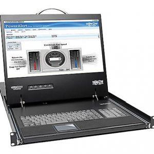 16-Port 1U Rack Console IP Kvm Switch