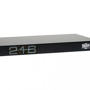16-Port Cat5 Rackmount IP KVM Switch 2+1