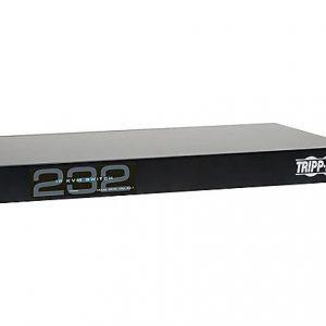 32-Port Cat5 1URM IP KVM 2+1 w/ Dongles