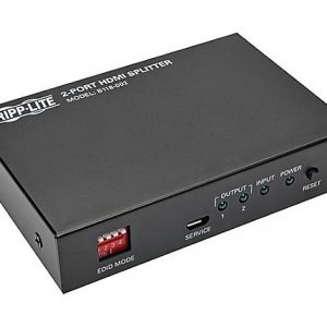 2-Port HDMI Video Audio Splitter 1080p