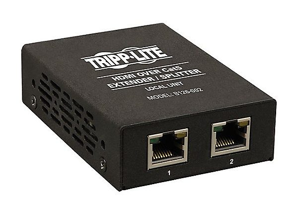 2-Port HDMI Over Cat5/Cat6 Extender Intl
