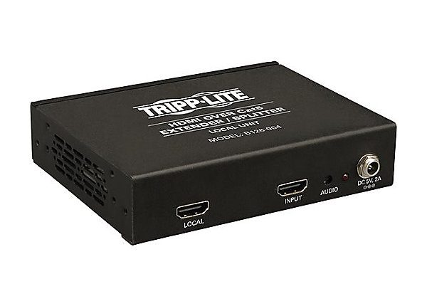 4Port HDMI over Cat5/6 Splitter Box A/V