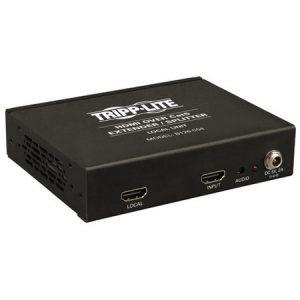 4-Port HDMI Over Cat5/Cat6 Extender Intl