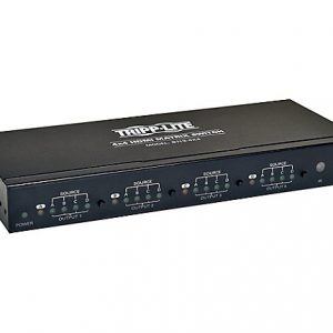 2-Port HDMI Cat5/6 Extender/Splitter TAA