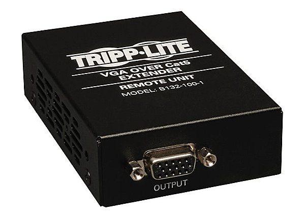 VGA Over Cat5/6 Extender Box Kit 60Hz