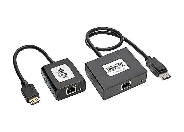 DP to HDMI Over Cat5/6 Active Extender