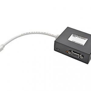 2-Port Mini DisplayPort to VGA Splitter