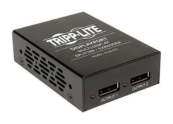 2-Port DisplayPort MST Hub 4Kx2K DP 1.2