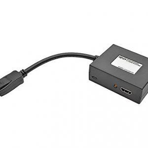 2-Port DisplayPort to HDMI Splitter TAA
