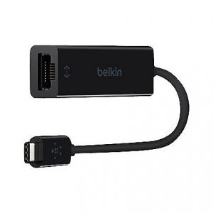 Belkin USB-C to Gigabit Network Adapter - USB 3.1 Gen 1 (5 Gbps)