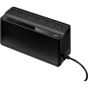 Schneider Electric Back-UPS 600VA Desktop UPS Desktop CHARGING PORT
