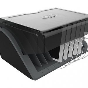 10-DEVICE AC DESKTOP CHARGING STATION