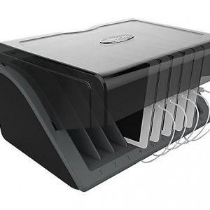 Charging Station 10-Port USB Docking