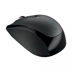 Microsoft Wireless Mobile Mouse 3500 - mouse - 2.4 GHz - lochness gray