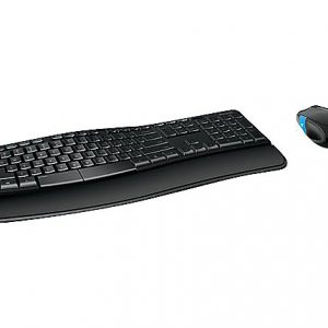 Microsoft Sculpt Comfort Desktop - keyboard and mouse set - English - North