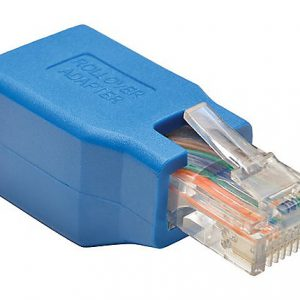 Cisco Console Rollover Adapter RJ45 M/F