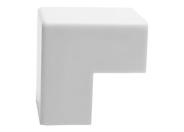 RACEWAY L CONNECTOR DUCT 20 PACK WHITE