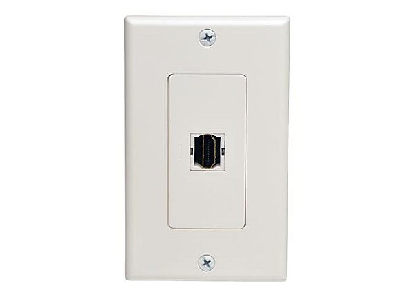 HDMI Wallplate Active Signal Booster F/F