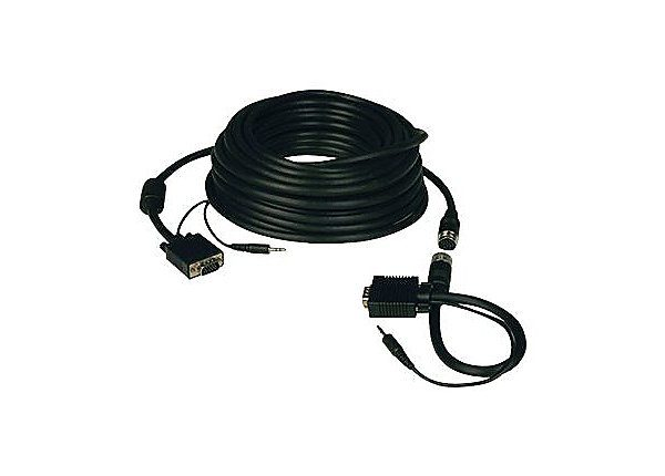100ft S/VGA Monitor Easy Pull Cable M/M