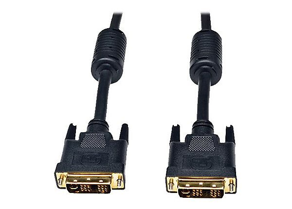 6ft DVI-I Single Link Monitor Cable M/M