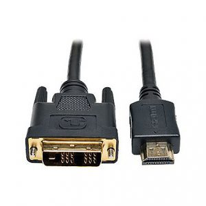 6ft HDMI to DVI-D Monitor Cable M/M