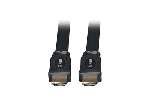 3ft Flat HDMI Cable Hi-Speed A/V M/M