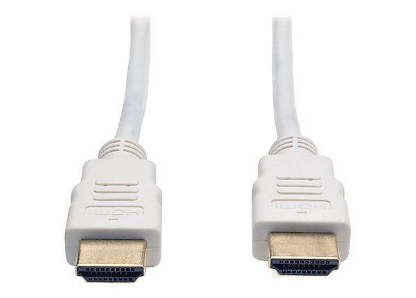 3ft HDMI Cable Hi-Speed A/V White M/M