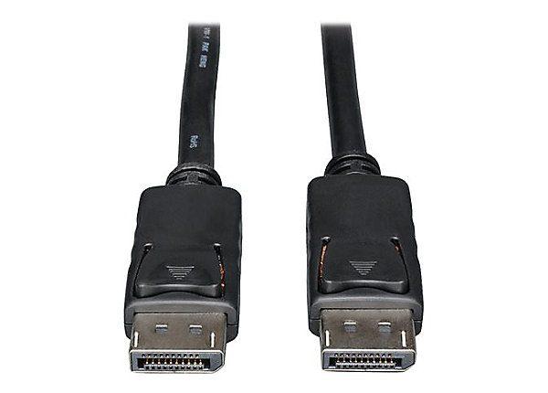 1ft DisplayPort Cable 4K x 2K A/V M/M