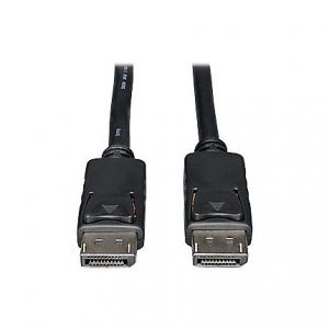 100ft DisplayPort Cable 1080p A/V M/M